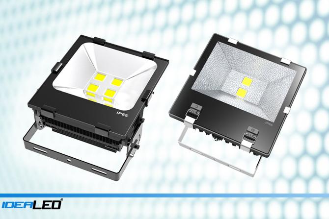 LED venkovní reflektory