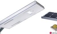 LED veřejné solární osvětlení IDEALED SOLAR STREET