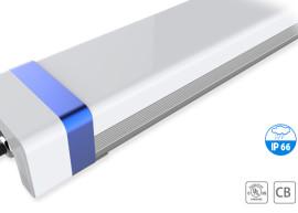 LED průmyslové osvětlení IDEALED LINEAR IP66 MW s pohybovým čidlem
