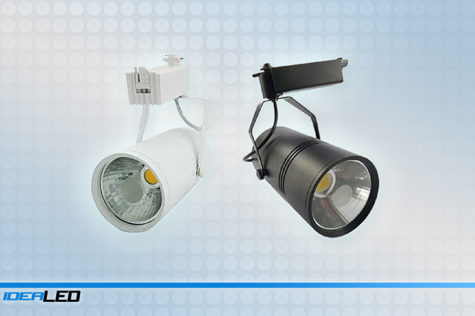 LED lištové reflektory