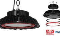 LED průmyslová svítidla UFO highbay