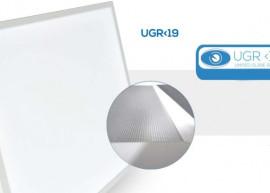 LED stropní panely UGR 19