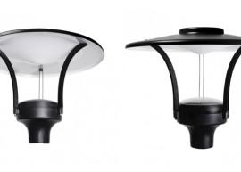 LED veřejné parkové osvětlení PARK serie PRI