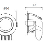 88mm-cutout-downlight-size-guide