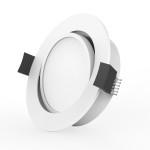 Aluminum-CL88-1-LED-Downlight-Heatsink