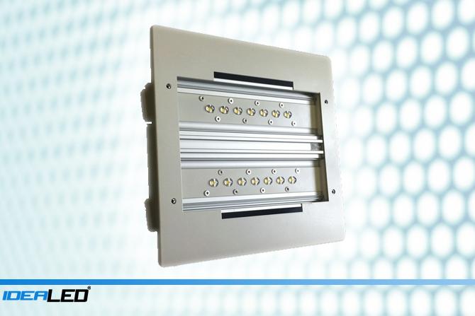 LED svítidla pro čerpací stanice
