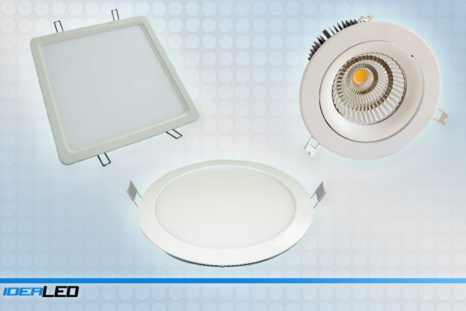 LED podhledová svítidla