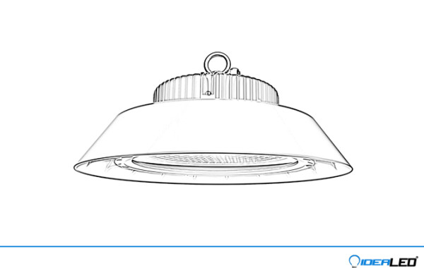 LED průmyslová svítidla