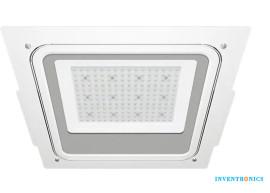 LED svítidla pro čerpací stanice PRIMO