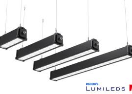 LED průmyslová svítidla LINERACK LAUREL